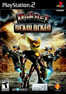 Ratchet: Deadlocked (PS2) 2005