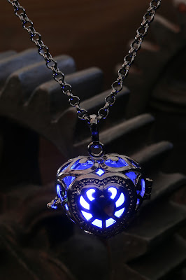 Glowing Heart Pendant