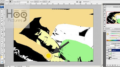 Pop Art Mudah dengan Adobe Photoshop - Hog Pictures