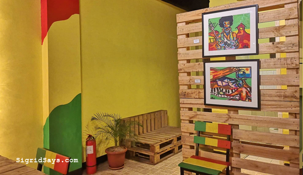 Bacolod Jerk Chicken - Jamaican cuisine - Jamaican food - Bacolod restaurants- Bacolod blogger