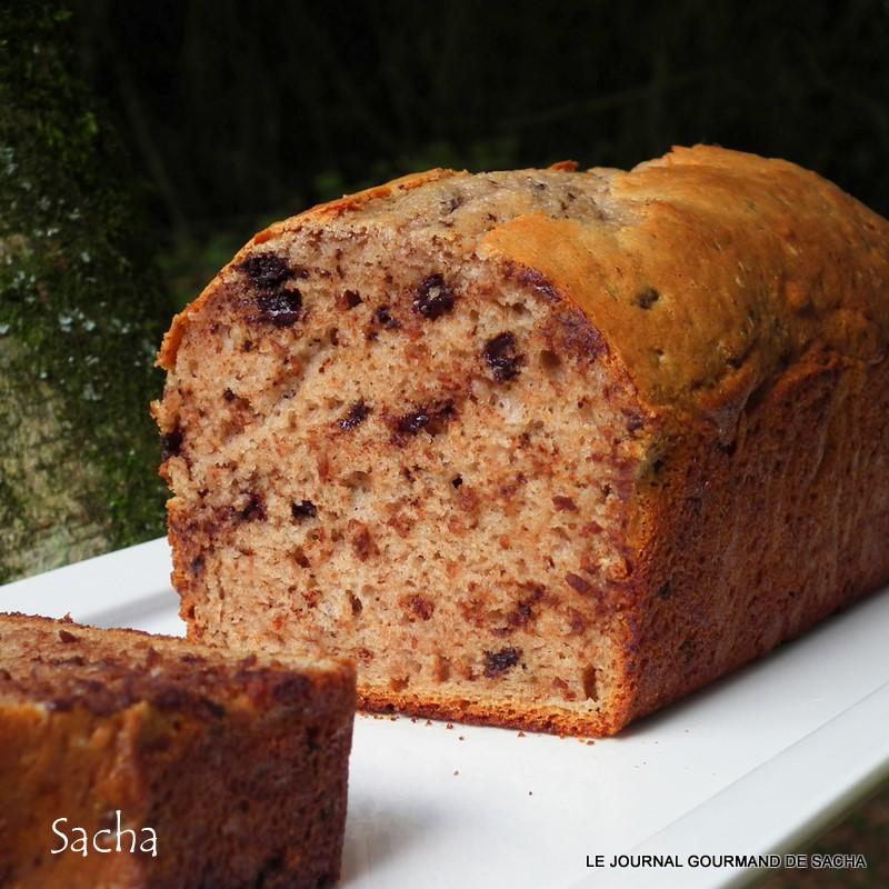 Recette Cake Trois Chocolat