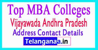 Top MBA Colleges in Vijayawada Andhra Pradesh