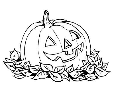 Desenhos do Halloween para Colorir e Imprimir