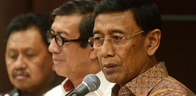Wiranto: Jokowi Yang Terbaik, Dibanding Suharto, Habibie Dan Gus Dur