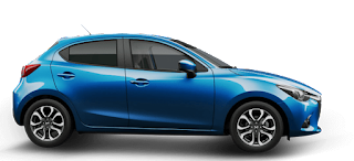 ALL NEW MAZDA 2 R A/T SKYACTIV Rp. 264.000.000,-, Harga Mazda 2 Bandung 2016