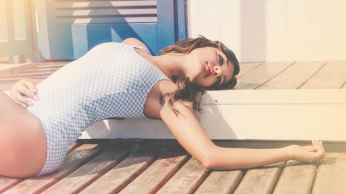 Wallpaper: Model Summer Fashion