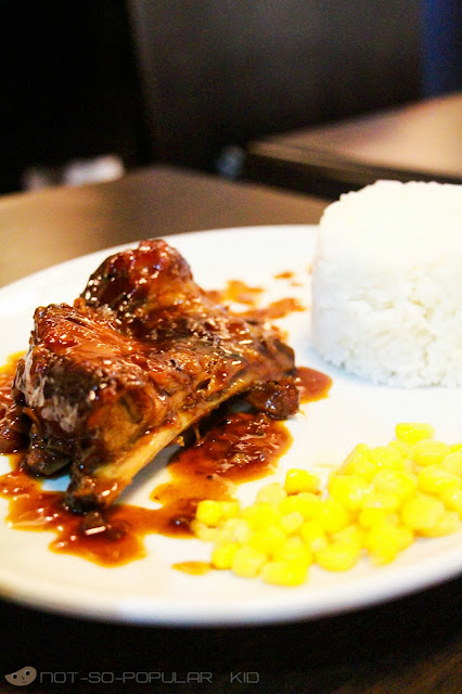 Affordable Spare Ribs of Braiserie in Taft