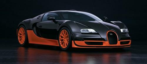 Bugatti Veyron Super Sports, Mobil Termaha di dunia