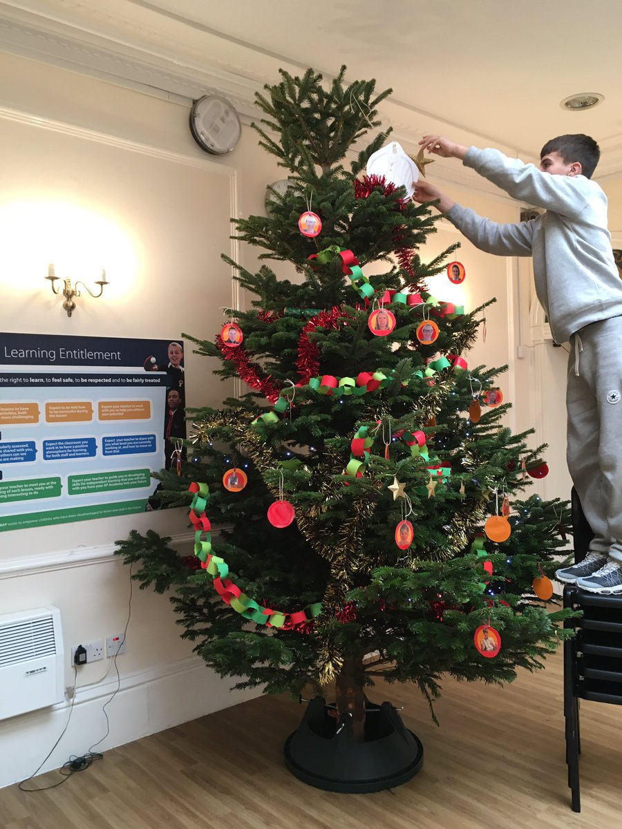 Tbap Multi Academy Trust Tbap Best Dressed Xmas Tree Competition