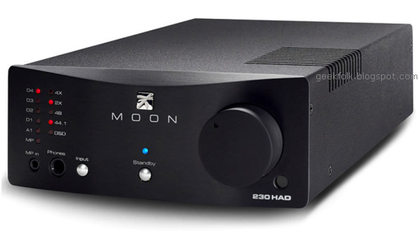 Moon by Simaudio Neo 230HAD Amp/DAC