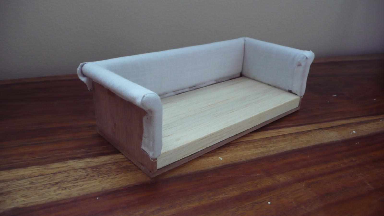 46 Deep Sofa Unique Amber 39s House 1 12 Just Needs Feet