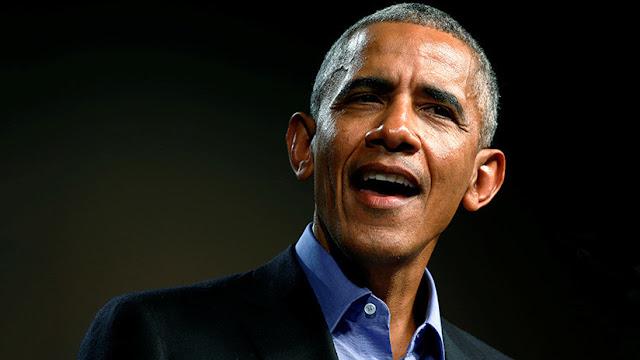 La Policía estadounidense investiga un polvo blanco enviado a la oficina del expresidente Obama