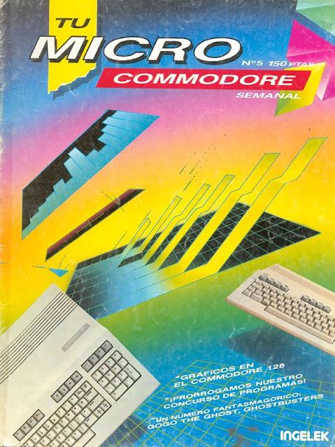 Tu Micro Commodore #05 (05)