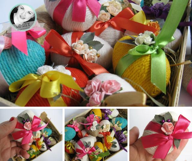 Jajcarny kwiecień – wyzwanie DIY