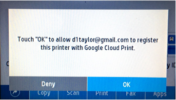 How Do You Add A Printer To Google Cloud Print