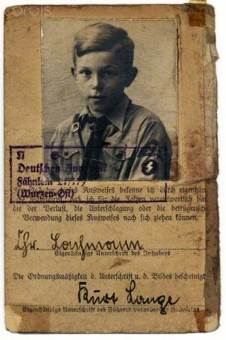 Hitler Youth Identity papers worldwartwo.filminspector.com