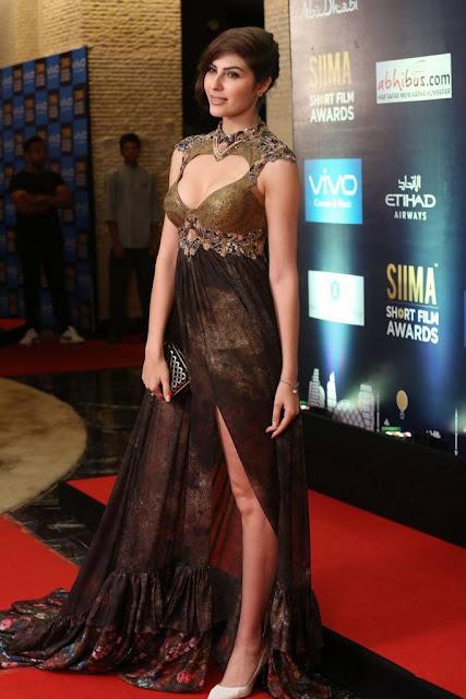 Naaz Norouzi Stills At SIIMA Short Film Awards 2017