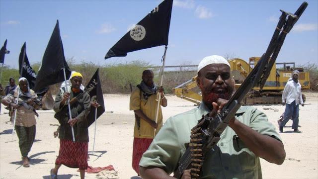 """Medios: """"Aviones no identificados"""" bombardean a Daesh en Somalia"""