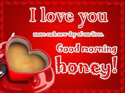 sweet good morning msg for my love