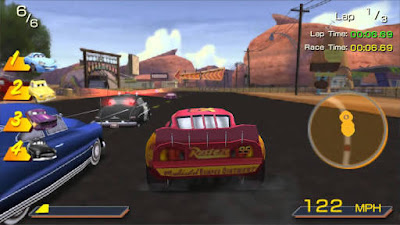 Download Cars PSP/PPSSPP
