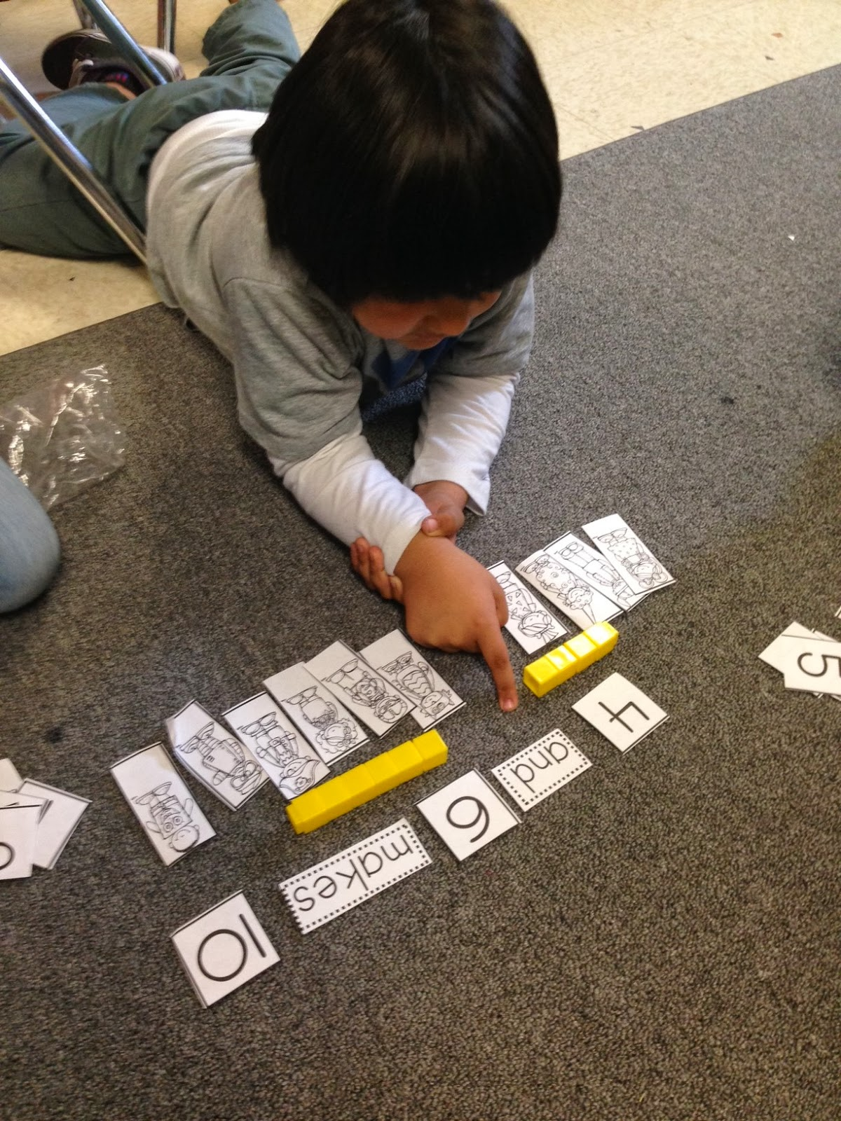 Chalk Talk A Kindergarten Blog 10 Trick Or Treaters