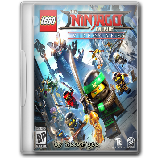 The LEGO NINJAGO Movie Video Game Full Español