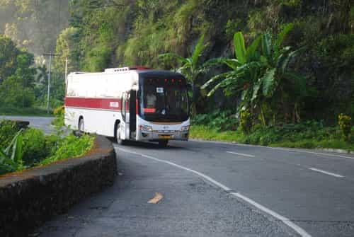Bus Going to Batad Ifugao