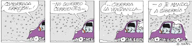 Humor en cápsulas para hoy domingo, 18 de diciembre de 2016