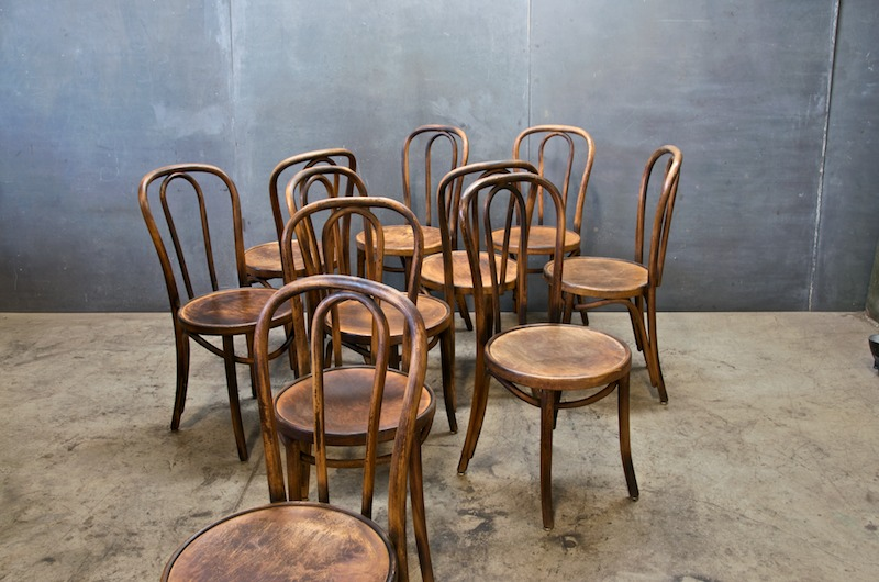 Thorpeleigh Cottage Thonet Bentwood No 14 Chair