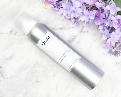 Ouai Haircare Dry Shampoo Review
