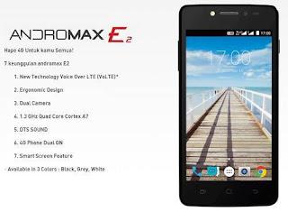 Smartfren Andromax E2
