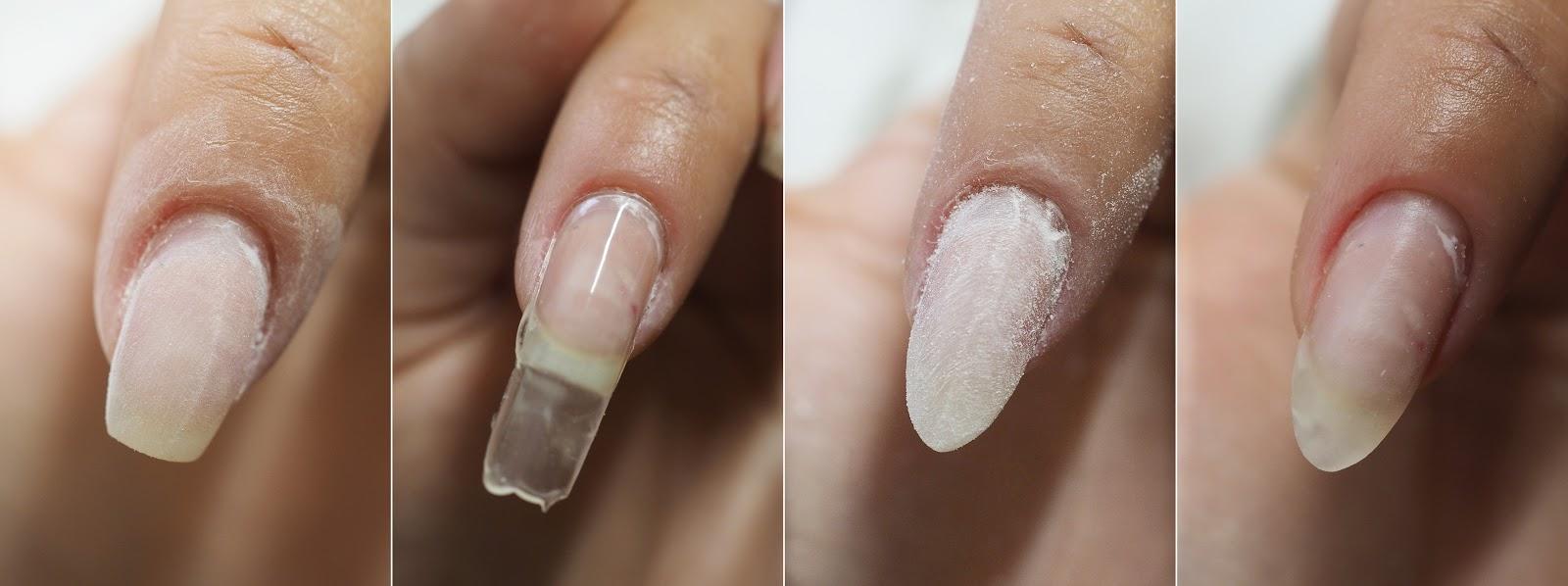 jak przedłużyć paznokcie