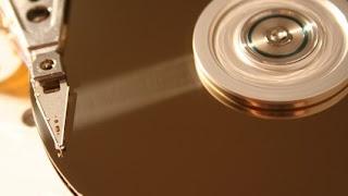 Recupero file disco