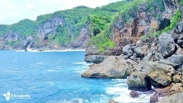 Birunya Pantai Tanjung Kesirat | Gunung Kidul