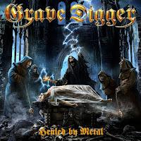 Grave Digger, Healed by Metal, Download, Rar
