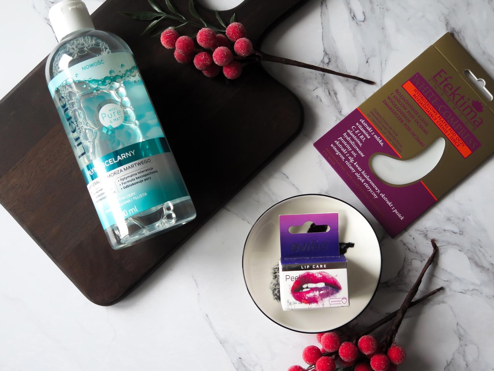 Rossmann | 5 kosmetyków, które testuje - Lirene, Alterra, Evree