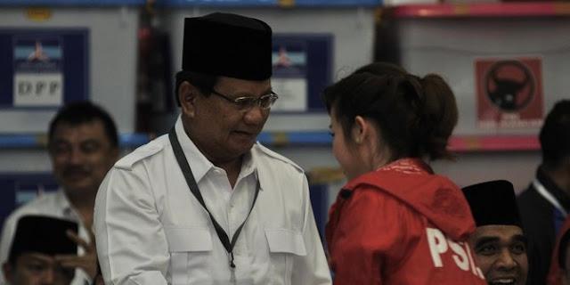 Prabowo: Memprihatinkan, Negara Kita Hidup Dari Utang
