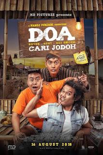 Download DOA (Doyok-Otoy-Ali Oncom): Cari Jodoh (2018) WEBDL