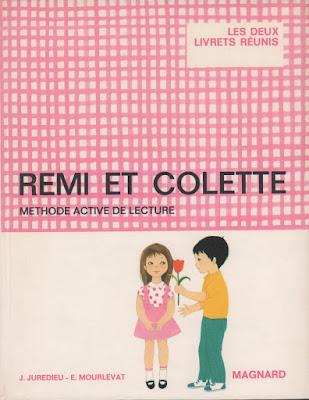 Une des dernières éditions de Rémi et Colette (collection musée)