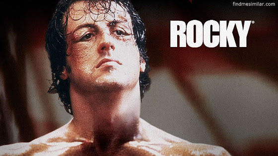 Rocky (1976) a movie like the pursuit of happyness