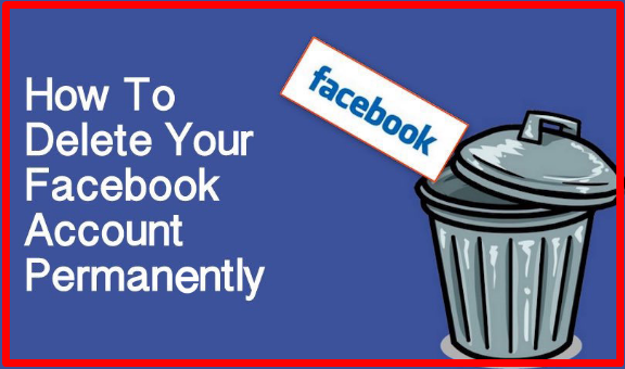 How to Delete Facebook Account Permanently | Deactivate Facebook Account