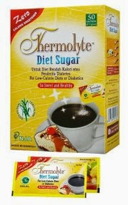Thermolyte Diet Sugar, Untuk Diet Rendah Kalori atau Penderita Diabetes