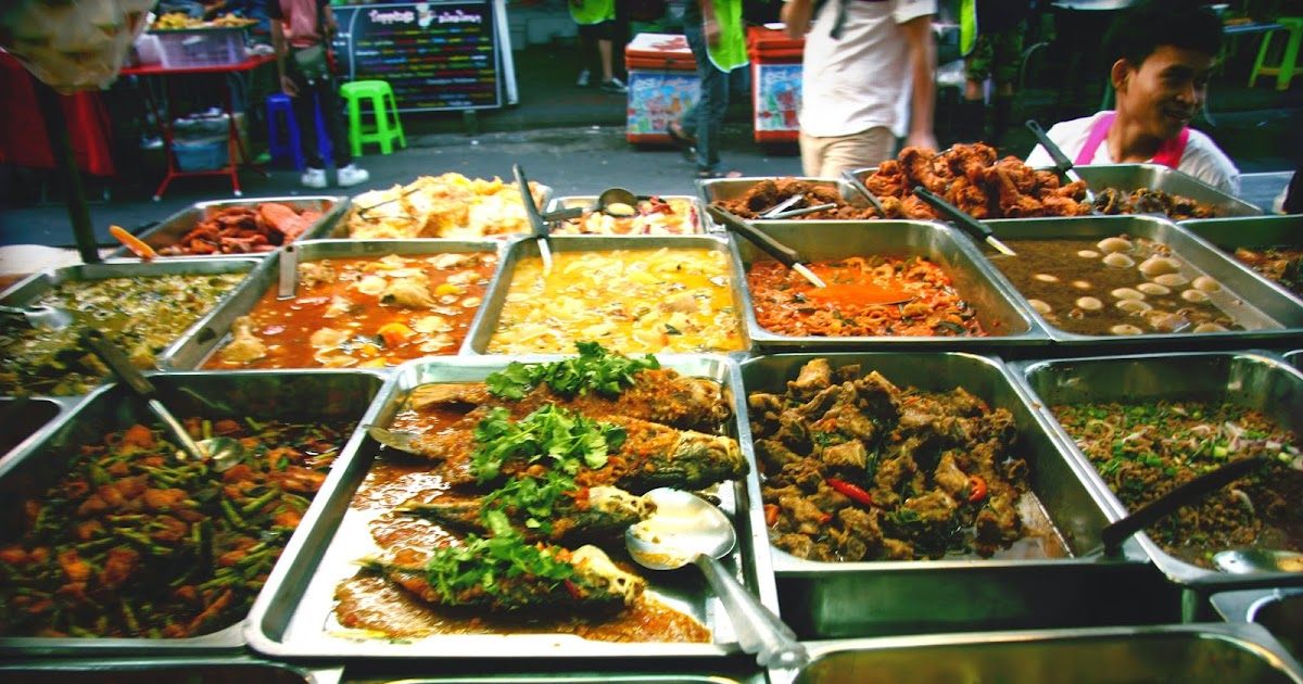 Best Thai Food Khao San Road