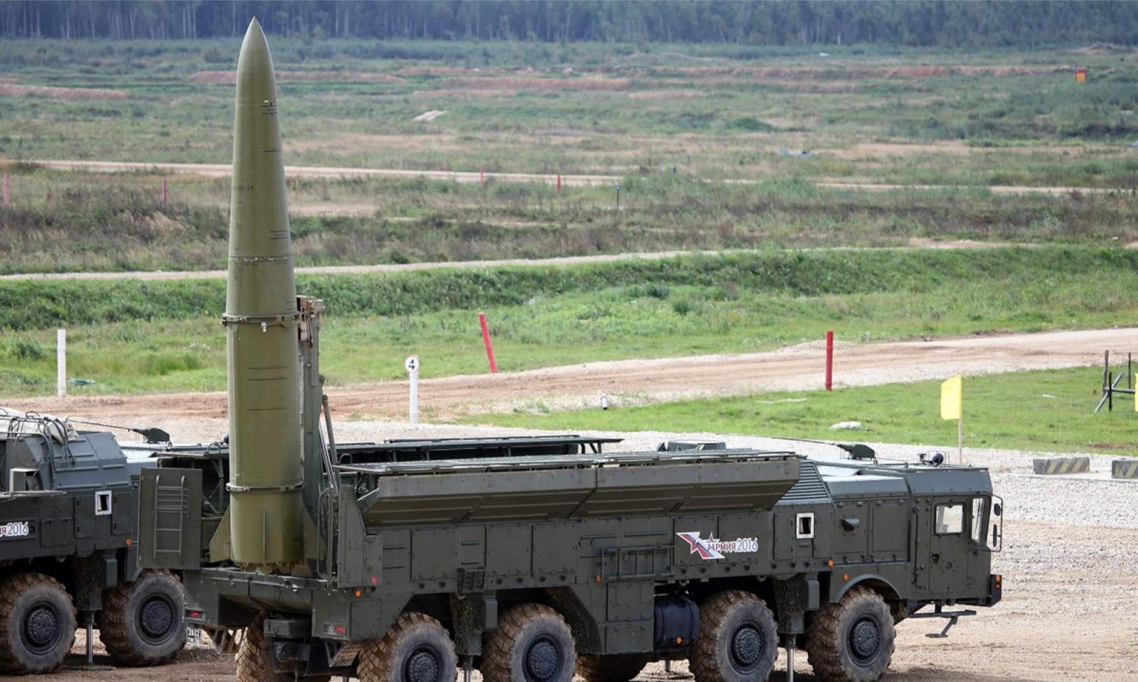 Pentagon memperkirakan Federasi Rusia memiliki sekitar 2 ribu unit hulu ledak nuklir non-strategis