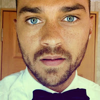 Jesse Williams, eyes