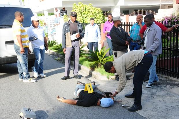 Resultado de imagen para Policía mata a un supuesto delincuente