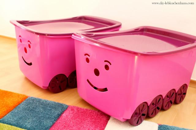 Aufbewahrungsboxen für Kinderzimmer