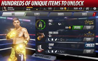 Real Boxing 2 ROCKY MOD V.1.7.0 APK