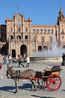 One of the Best Spanish cities to start a cycle tour from is Seville