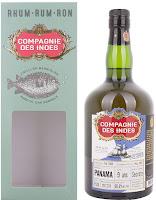 Compagnie des Indes – Panama – Distillerie Secrète – 9 ans – 60,9%